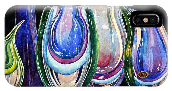 Murano Crystal IPhone Case