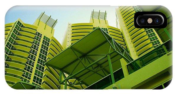 Murano Grande, Miami II IPhone Case