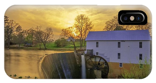 Murrays Mill IPhone Case