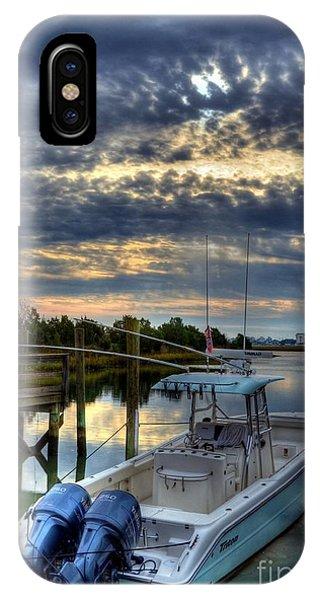 Murrells Inlet Morning 4 IPhone Case