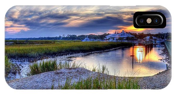 Murrells Inlet Sunset 4 IPhone Case
