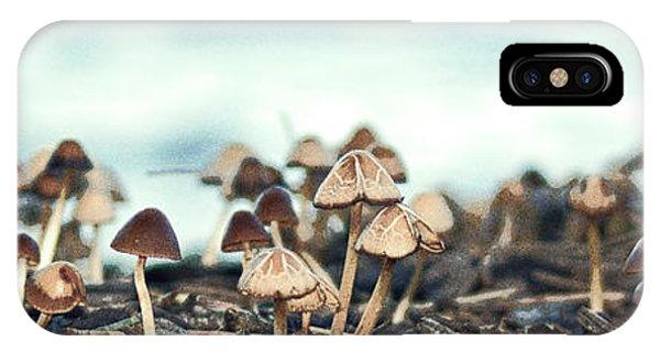 Mushroom Kingdom IPhone Case