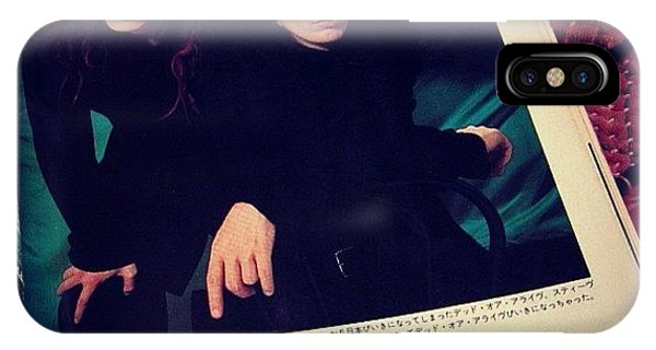 Music iPhone Case - Music Life - Dec 1985 (japanese Music by Yukiko Nobeno