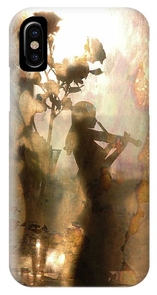 Home iPhone Case - Music Of Light And Shadow by Andrey Morozov