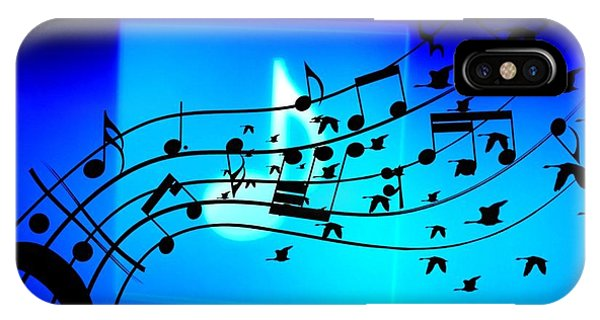 Music To Fly IPhone Case
