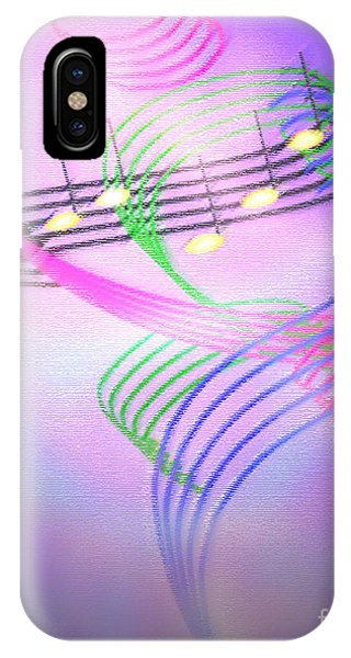 Musical Alchemy IPhone Case