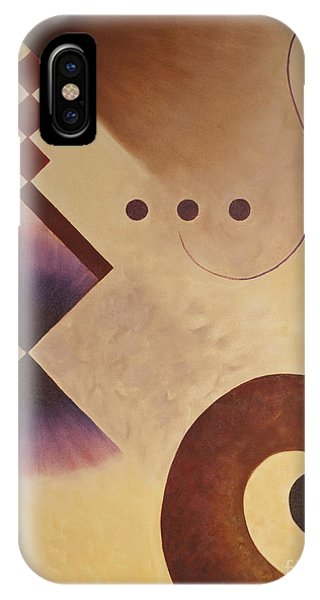 Musical Journey I IPhone Case