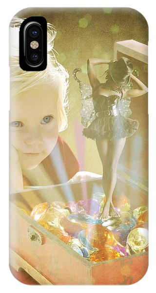 Musicbox Magic IPhone Case