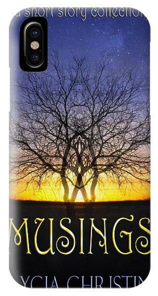 Musings Cover IPhone Case