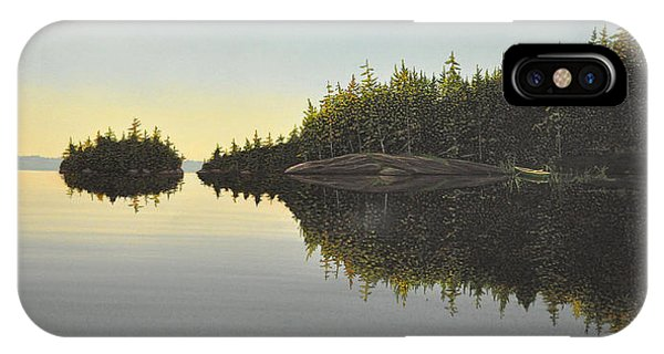 Muskoka Solitude IPhone Case
