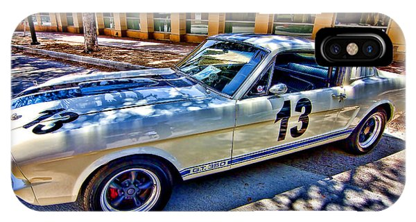 Mustang Gt 350 IPhone Case