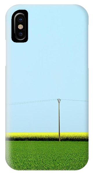 Mustard iPhone Case - Mustard Sandwich by Dave Bowman