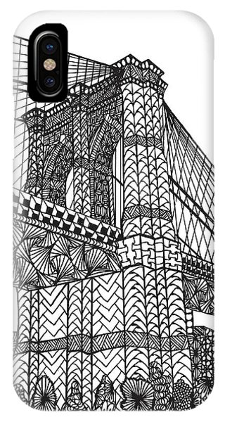 My Beloved Brooklyn Bridge IPhone Case