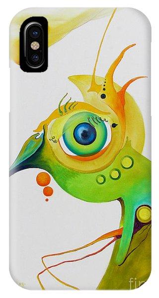 My Bird IPhone Case