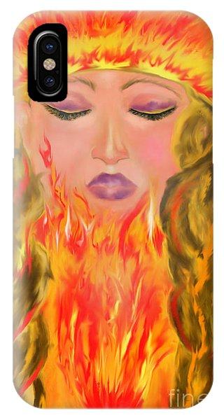 My Burning Within IPhone Case