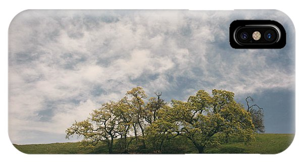 Cloud iPhone Case - My Dreams Of Us by Laurie Search