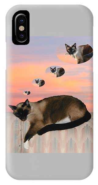 My Favorite Dream - Mouse Hunt IPhone Case