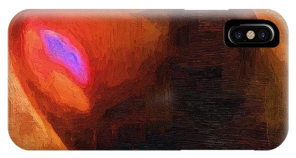 My Foolish Heart IPhone Case