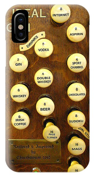 My Ideal Organ IPhone Case