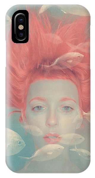 My Imaginary Fishes IPhone Case