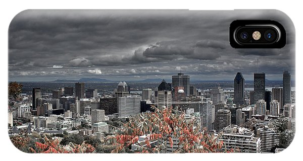 My Montreal's Colors IPhone Case