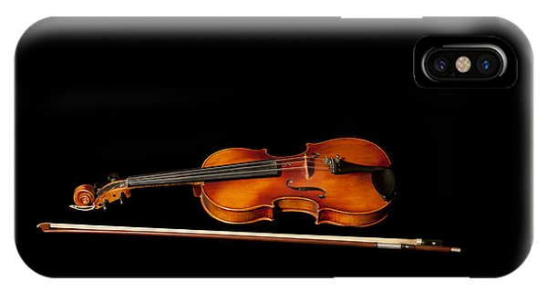 My Old Fiddle And Bow IPhone Case