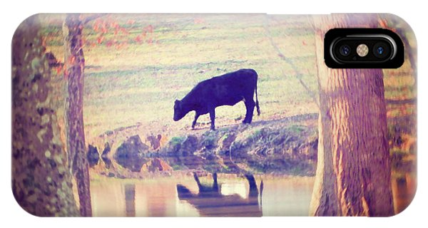 Farm iPhone Case - My Own Paradise by Amy Tyler
