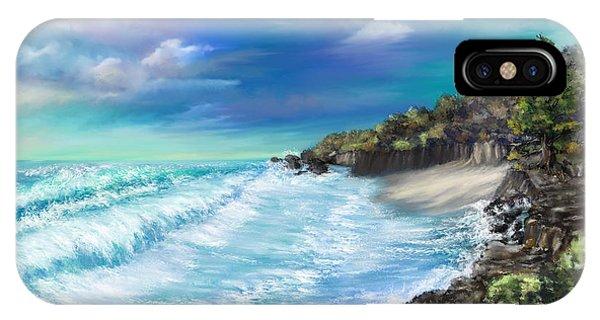 My Private Ocean IPhone Case