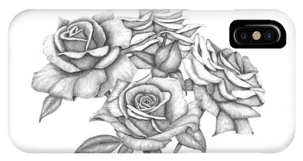 My Roses IPhone Case