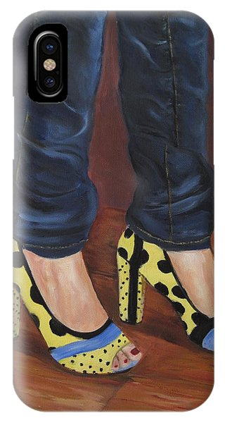 My Shoes IPhone Case