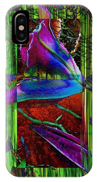My Spring Garden IPhone Case