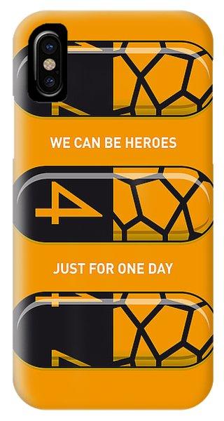 Fantastic iPhone Case - My Superhero Pills - The Thing by Chungkong Art