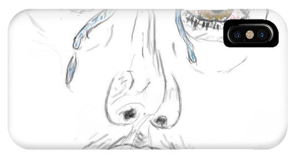 My Tears IPhone Case