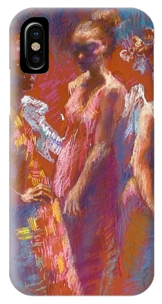 My Three Angels IPhone Case