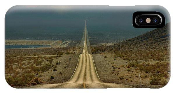 My Way... IPhone Case