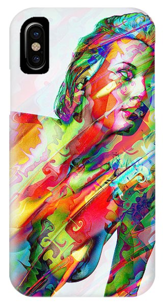 Myriad Of Colors IPhone Case