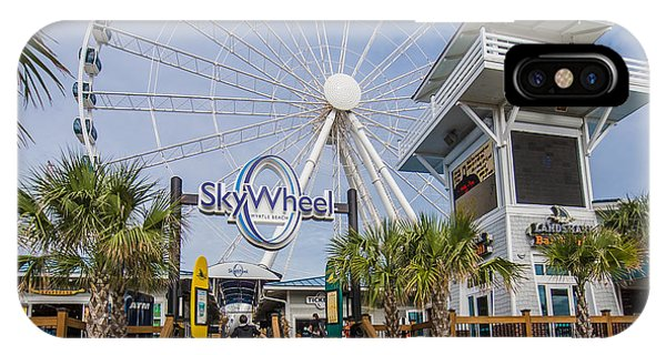 Myrtle Beach Skywheel 2 IPhone Case