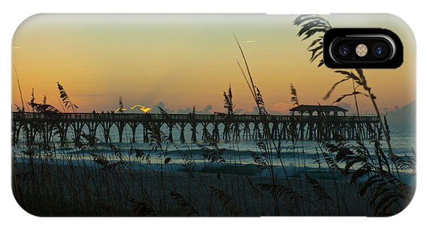 Myrtle Beach Sunrise IPhone Case