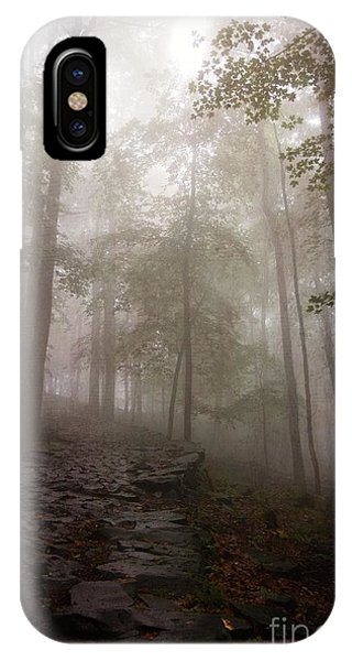 Mysterious Forest 5 IPhone Case