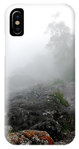 Mysterious North Shore IPhone Case