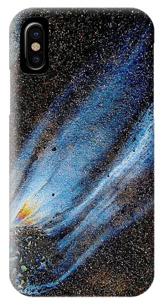 Mysterious Traveler IPhone Case