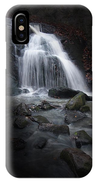 Mysterious Waterfall IPhone Case