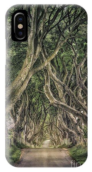 Ireland iPhone Case - Mysterious Ways by Evelina Kremsdorf