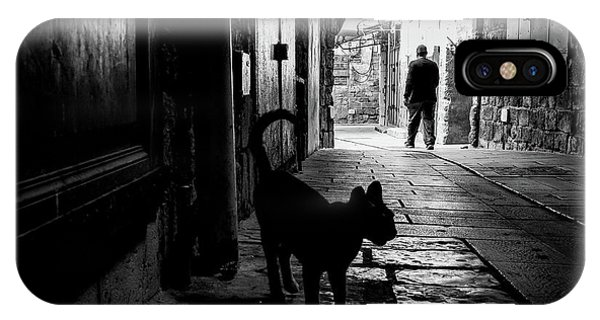 Alley iPhone Case - Mystery. by Elhanan S.r.