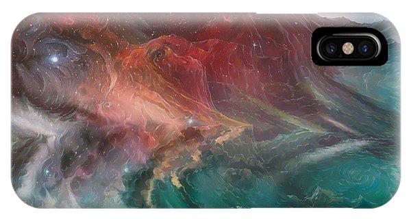 Mystery Island IPhone Case