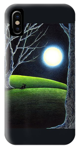 Mystery's Silence And Wonder's Patience IPhone Case