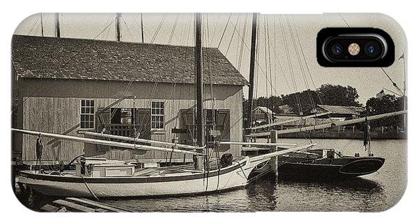 Mystic Dock IPhone Case