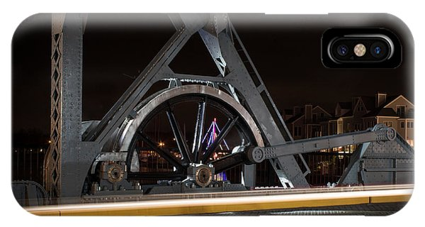 Mystic Drawbridge Linkage IPhone Case