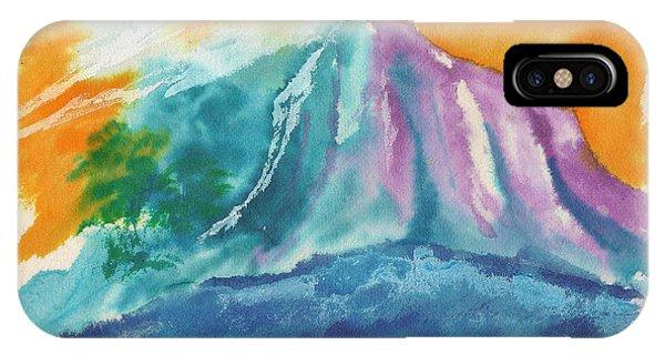 Mystic Island IPhone Case
