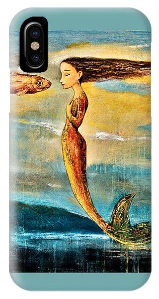 Mystic Mermaid IIi IPhone Case
